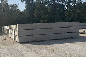 Low Profile Commercial Barrier