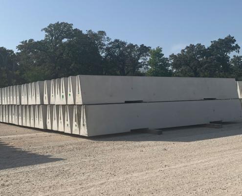 Single Slope Commercial Barrier