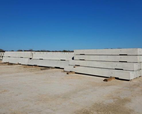 F-Shape Concrete Barrier